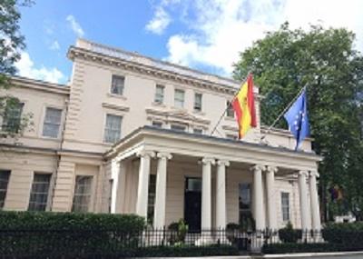 Teléfono Embajada Reino Unido España
