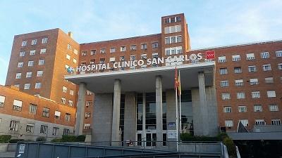 Telefono Hospital Clinico San Carlos
