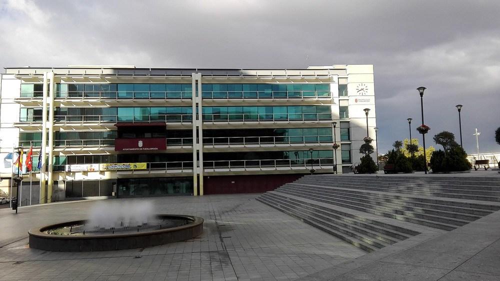 Telefono Ayuntamiento Fuenlabrada