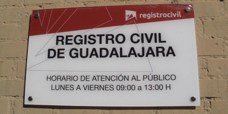 Telefono Registro Civil Guadalajara