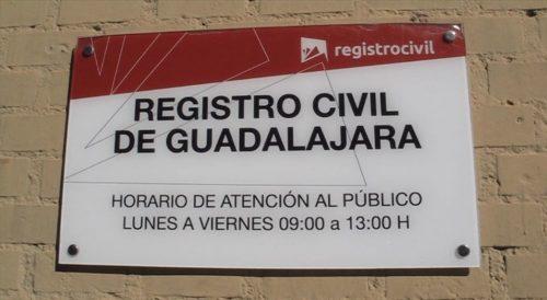Telefono Registro Civil Guadalajara
