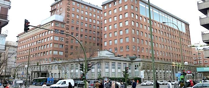 Telefono Hospital Universitario Princesa
