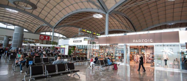 Telefono Aeropuerto Alicante
