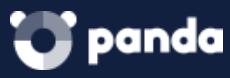 Teléfono Panda Security